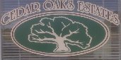 The Woods at Cedar Oaks logo